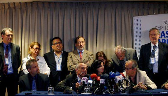 Pablo Neruda, no murió de cáncer de próstata, a pesar de que padecía esta enfermedad, determinó un equipo internacional de expertos y peritos reunido en Santiago. LA PRENSA/EFE/Elvis González