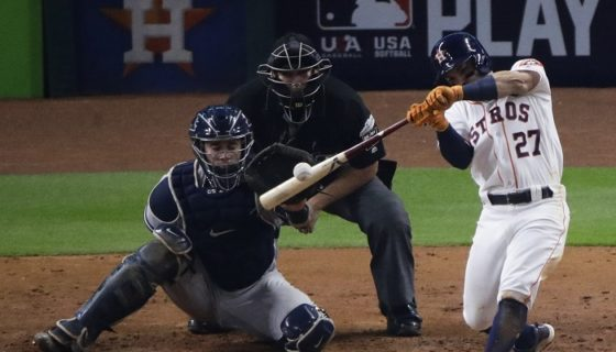 Astros de Houston, MLB, Grandes Ligas