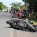 Un motociclista fallece tras impactar contra un camión en la carretera Darío-Sébaco