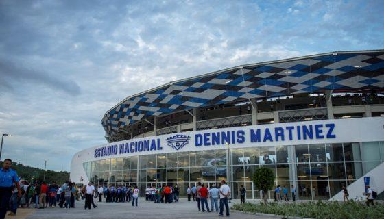 Estadio Nacional Dennis Martínez, Estadio Dennis Martínez