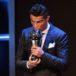 """Cristiano Ronaldo se lleva por segundo año consecutivo el premio """"The Best"""""""