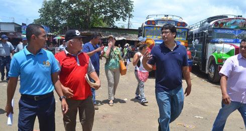 Bosco Castillo, Ministerio de la Juventud, salarios