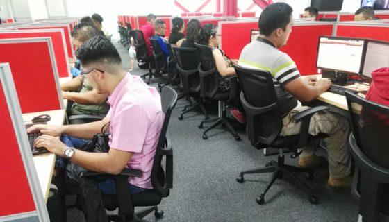 Nicaragua, Call center