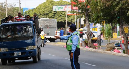 Seguridad de Tránsito, seguridad vial, Nicaragua, tribunal nacional de tránsito