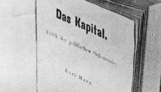 El Capital, Karl Marx