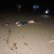 Dos de los acusados por la muerte de una mujer en Casares hasta fueron a su vela