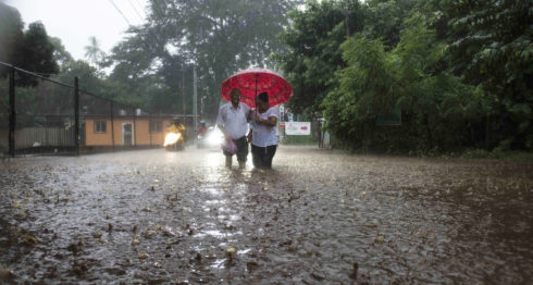 lluvias en Managua, lluvias en Nicaragua, lluvias