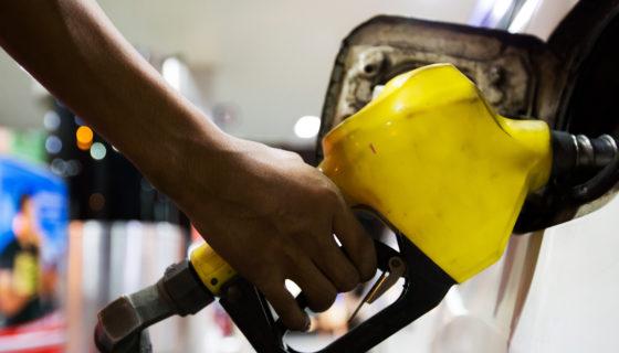 El consumo del diesel y gasolina cayó en el 2017. LA PRENSA/ ARCHIVO
