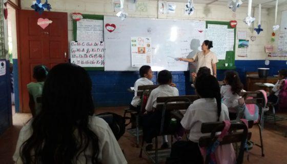 maestros de Nicaragua