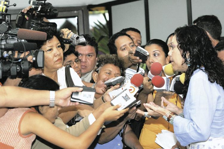 Resultado de imagen para nicaragua medios