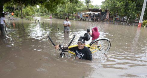 formación ciclónica, lluvias, huracanes, La Niña