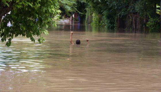 Selma, lluvias
