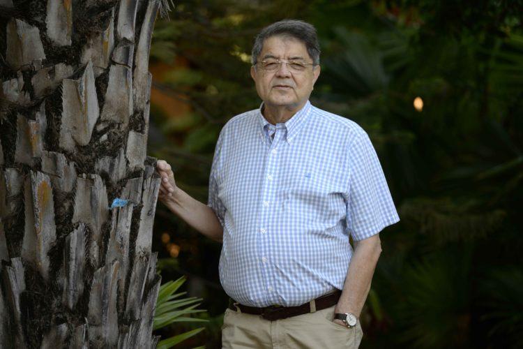 Sergio Ramírez presentará en la Feria Internacional del Libro de Guadalajara su novela Ya nadie llora, publicada por Editorial Alfaguara. LA PRENSA/Roberto Fonseca/Archivo