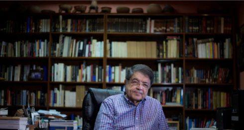 Sergio Ramírez Mercado también anunció que el próximo sábado 25 de noviembre presentará en la Feria Internacional del Libro de Guadalajara su novelaYa nadie llora por mí. LAPRENSA/Oscar Navarrete