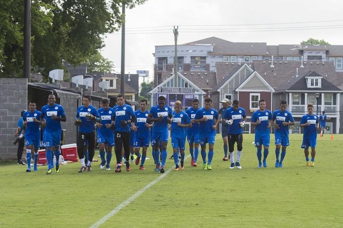 Selección Nicaragüense de Futbol, Liga de Naciones Concacaf