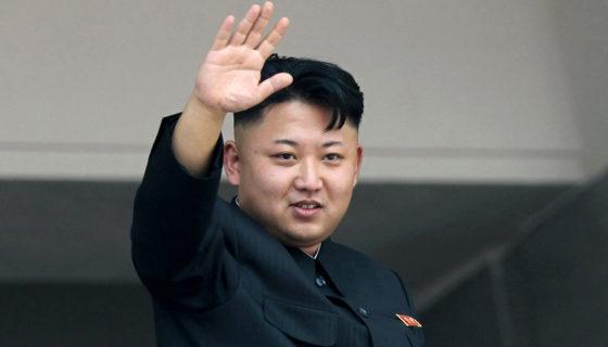 Kim Jong-un, el hombre fuerte de Corea del Norte. LA PRENSA / AP Photo.