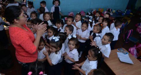 Nicaragua, educación, Unesco, primaria, preescolar, Matrícula escolar, Banco Mundial
