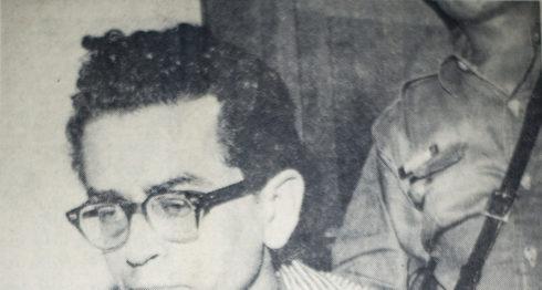 Carlos Fonseca padecía una severa miopía que lo tenía al borde de la ceguera. LA PRENSA/ REPRODUCCIÓN/ ÓSCAR NAVARRETE