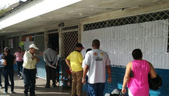 Junta Receptora de Votos número 002, ubicada en Boaco. LAPRENSA/ Melvin Martínez
