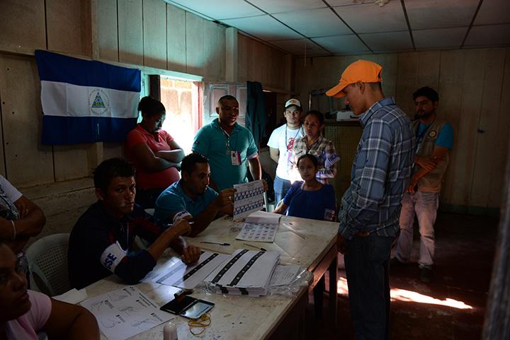 Frente Sandinista, alcaldías, elecciones municipales, Nicaragua
