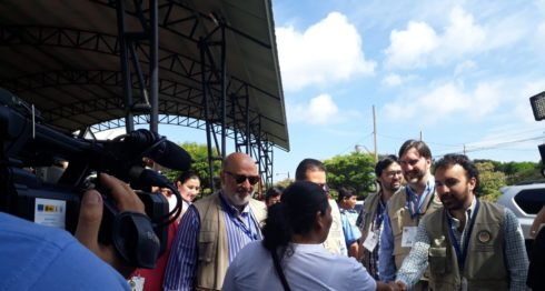 elecciones municipales, OEA