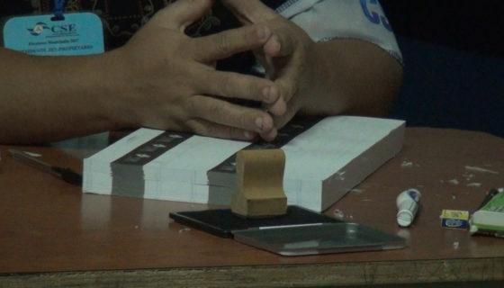 Matiguás, elecciones en Nicaragua