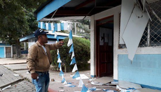 Jalapa, elecciones municipales