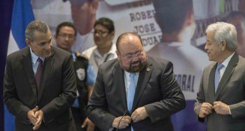 Roberto Rivas, Reforma Electoral, Ley electoral, Nicaragua, sandinistas, orteguismo, CSE, Consejo Supremo Electoral