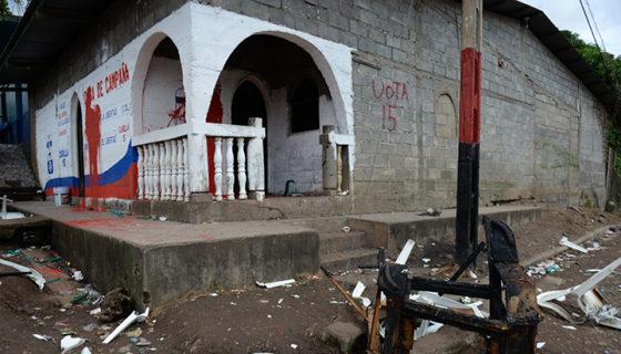 Yali, Jinotega, elecciones municipales