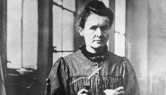 Marie Curie, ciencia