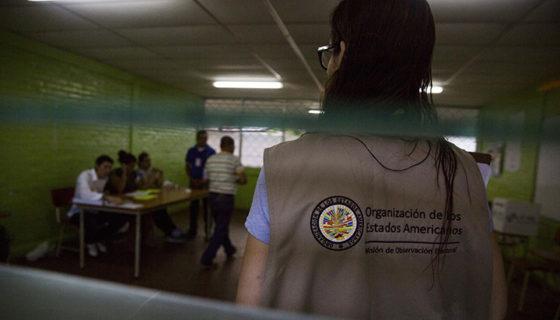 Informe, OEA, votaciones, critican, CSE, fallas, superficial, FAD, MRS, Hagamos Demmocracia