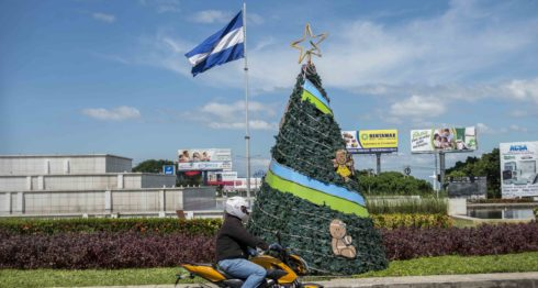Navidad en Managua
