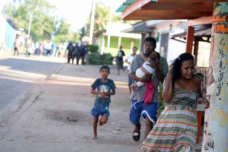 violencia electoral, elecciones municipales, NIcaragua, elecciones, violencia, yatama, Bilwi, votaciones municipales