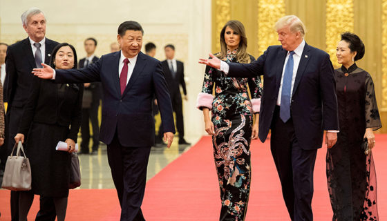 Corea del Norte, China, Donald Trump