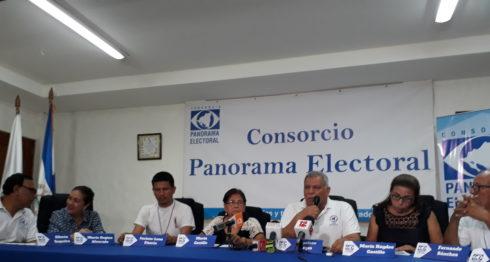 Panorama Electoral, Haydée Castillo, sistema electoral fallido