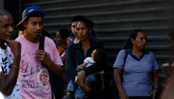 Venezuela, niños