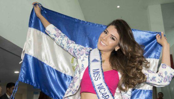 Nicaragua, Miss Nicaragua, Berenice Quezada