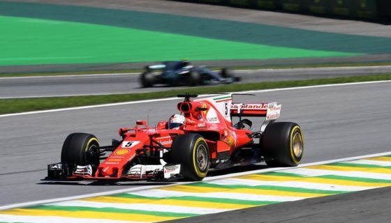 Sebastian Vettel, Fórmula uno, F1