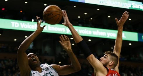 Al Horford, Celtics de Boston, NBA