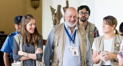 Wilfredo Penco, OEA, elecciones municipales, reformas electorales, Nicaragua