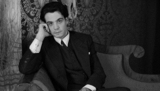 Federico García Lorca. LAPRENSA/EFE