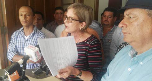 Ciudadanos por la Libertad reclama cinco alcaldías en Nicaragua. LA PRENSA/ ARCHIVO