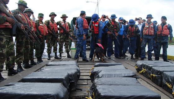 narcotráfico, Nicaragua, droga