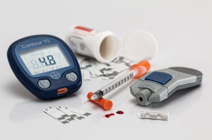 derrotando las revisiones de diabetes