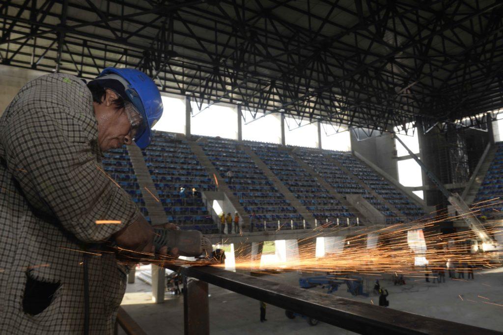 Instalaciones deportivas de Managua