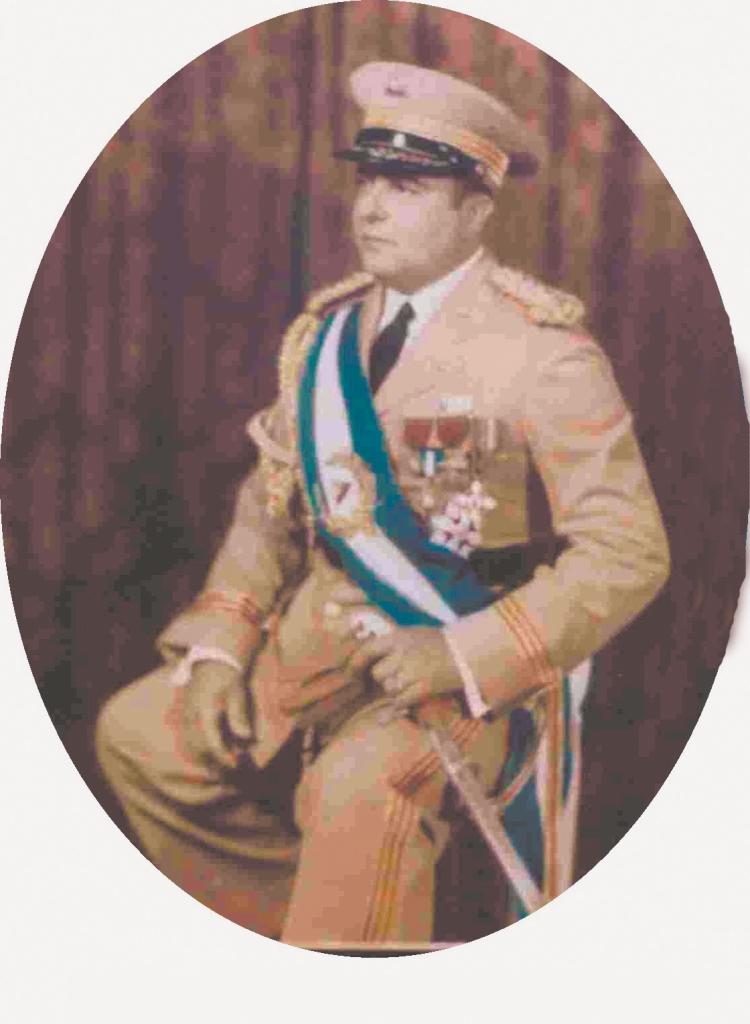 Anastasio Somoza García gobernó: 1937 a 1947 y de 1950 a 1956.LA PRENSA/Cortesía/Fundación Bolaños Gayer