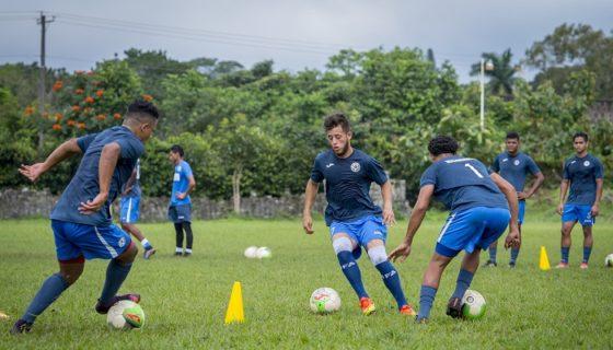 Juegos Centroamericanos, Selección Nicaragüense de Futbol