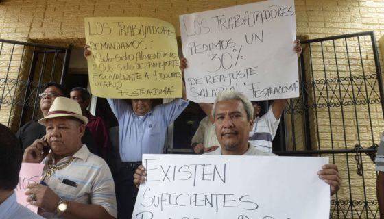 Sindicatos de la Alcaldía de Managua