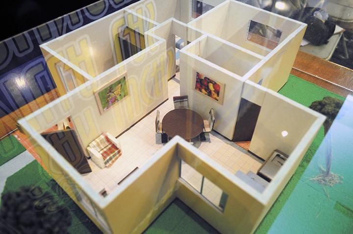 Aspiran colocar mensual 50 casas multifamiliares en nicaragua for Casas con tablillas