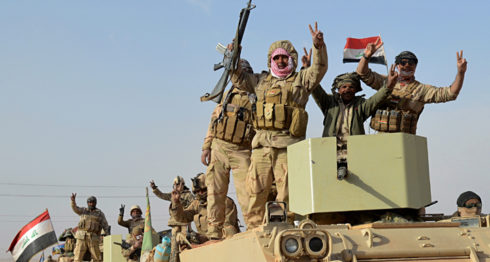 Irakl, Estado Islámico